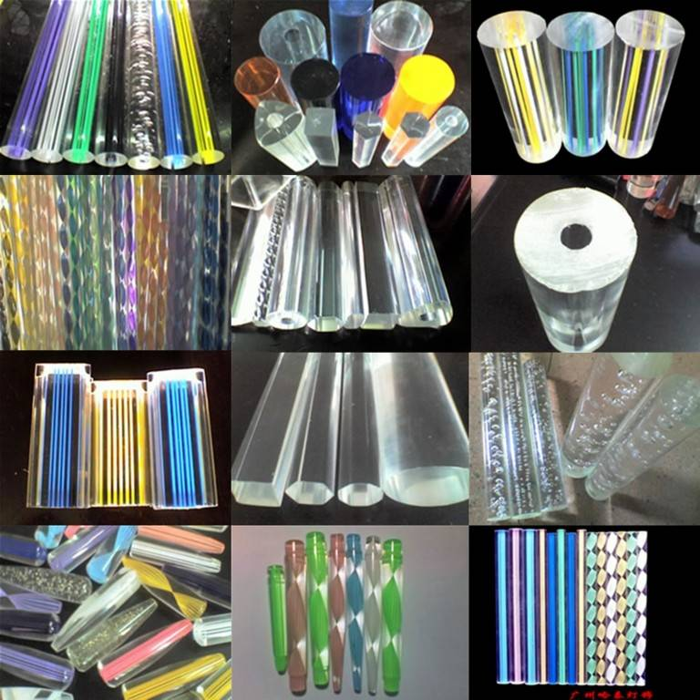 Acrylic ROD,PMMA ROD, PC ROD, plastic rod