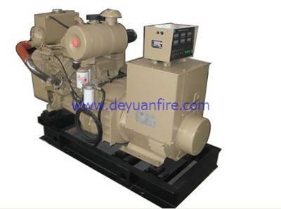 40KW cummins generator set for ships