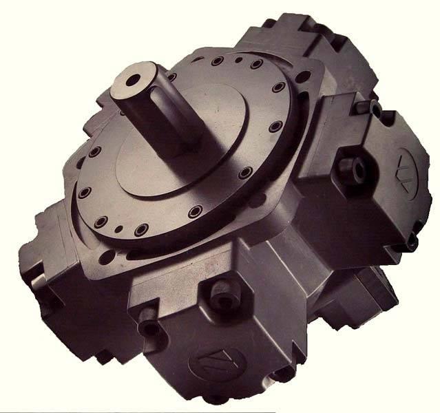 Hydraulic Motor Pump Valve PowerPacks India