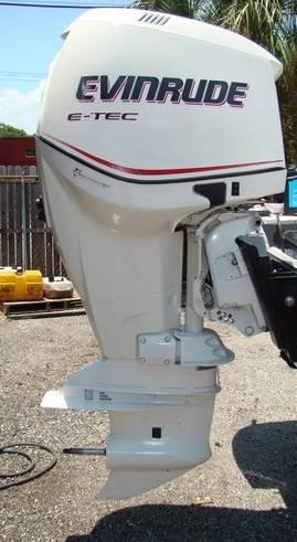 Evinrude-OMC 250HP E-TECH 2 Stroke Outboard Motor