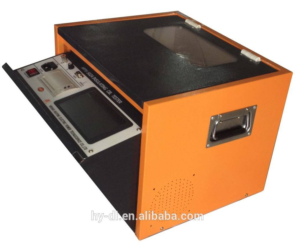 ASTMD877 ASTMD1816 Insulating oil tester