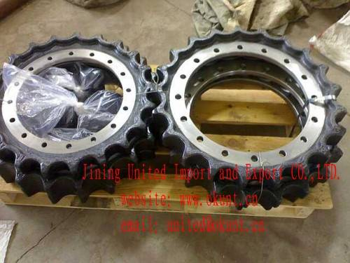 EXCAVATOR SPROCKET FOR E320,E330