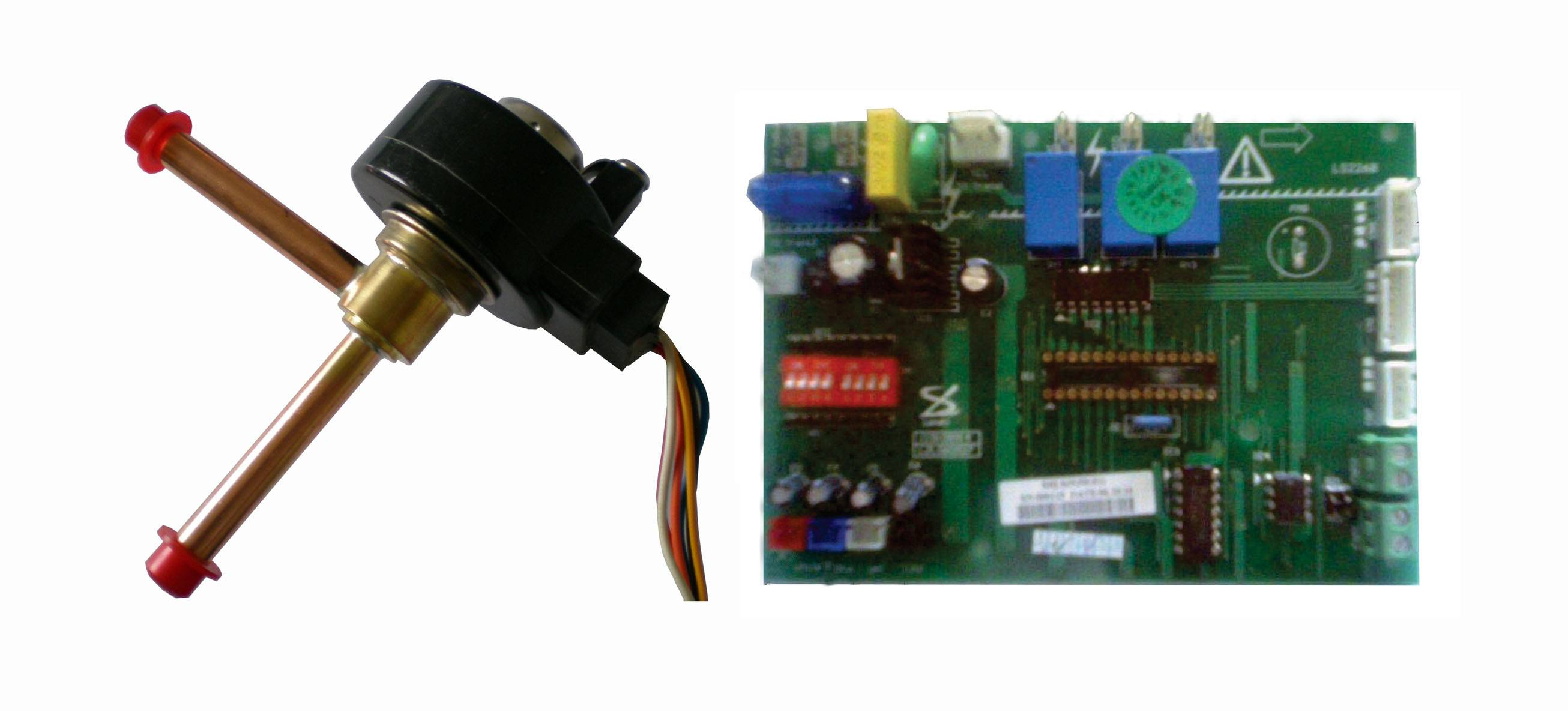 inverter air conditionings systems accessories,Electronic expansion valves,PCB,expansion vlaves