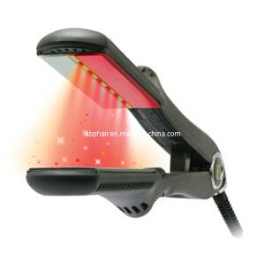 Multi-Function Hair Straightener with Lamp