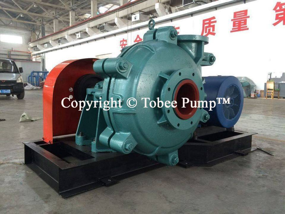 Tobbe® Mining Water Centrifugal Gravel Slurry Pump