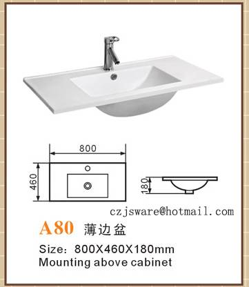 sell cabinet basin A80