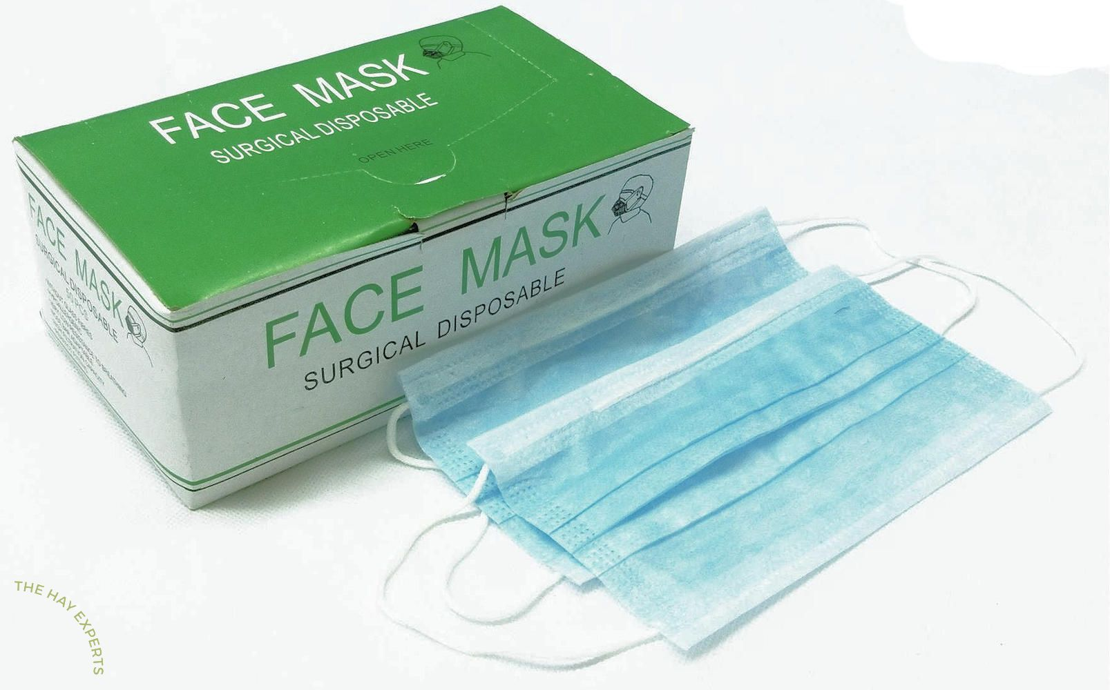 3 Ply Disposable Face Mask Available