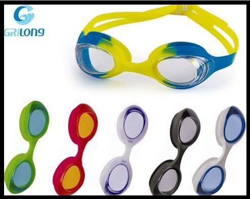 Silicone Children swimming goggles