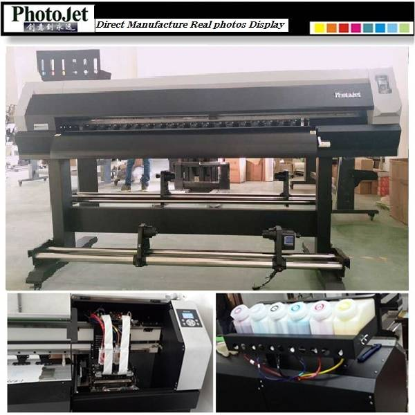 High speed Eco solvent printer machine price list