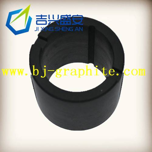 Manufacturers supply high-quality high-purity graphite bearing/ graphite bushing