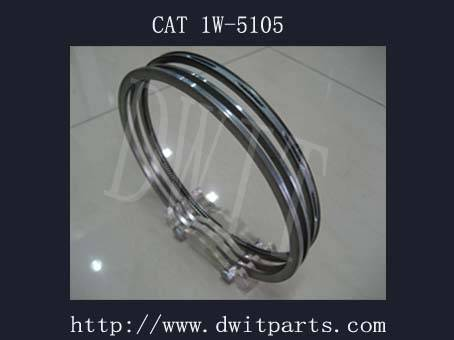 New type of piston ring