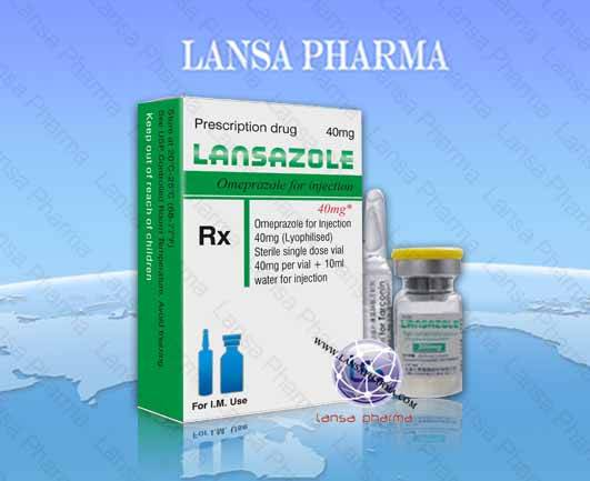 Omeprazole Sodium for Injection 40mg