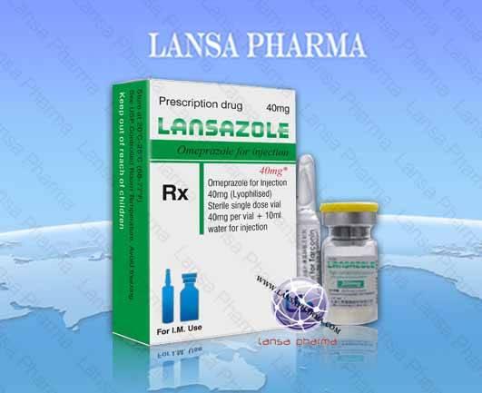 Omeprazole Sodium for Injection 40mg