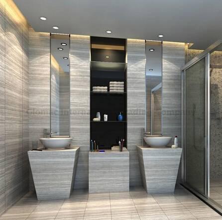 Bathroom And Kitchen