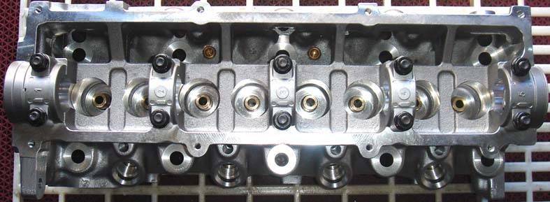 KIA cylinder head
