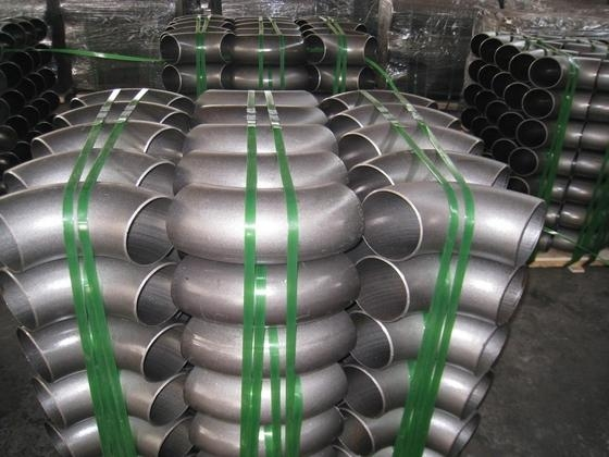 Carbon/Alloy/Stainless Steel Pipe Fittings of Butt welding fittings