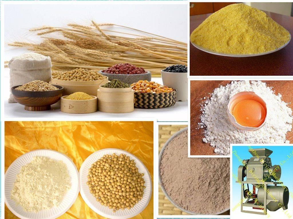 hot selling wheat flour miller