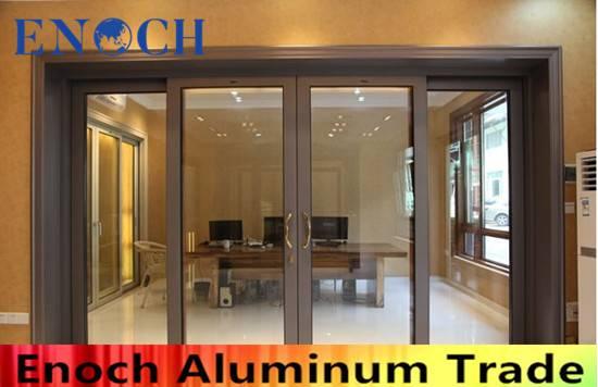 good aluminum door china aluminum for door ENC2003