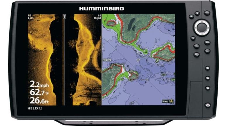 Humminbird Helix 12 SI Sonar GPS Combo