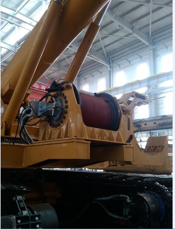 crane hoist electric winch