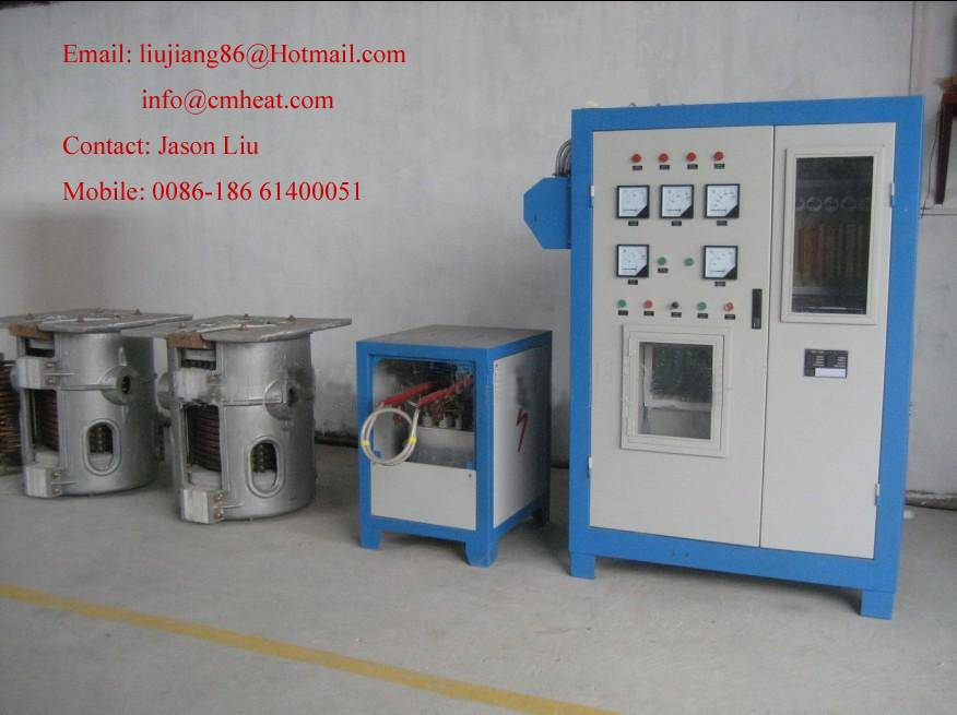 500 KG Induction Melting Furnace