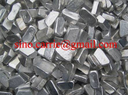 China magnesium ingots