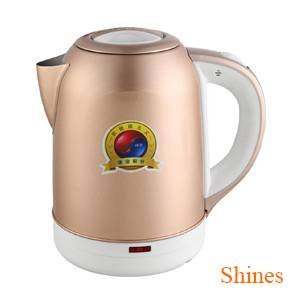 cheap electric color sprayed kettle CE approved