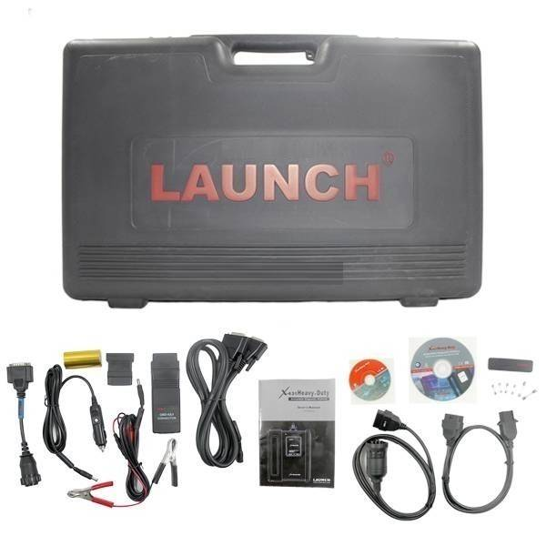 Launch x431 Heavy Duty Update Via Email free shipping via DHL 1999$