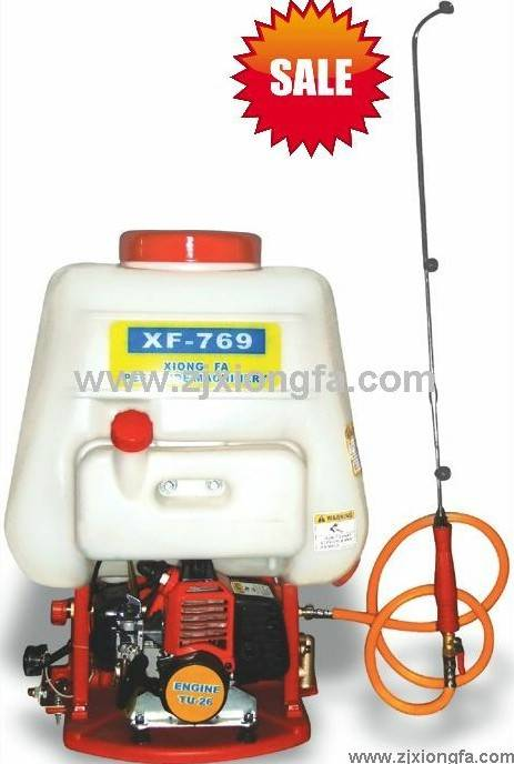 gasoline power-water pumps-knapsack sprayer-agricultural machinery:XF-769