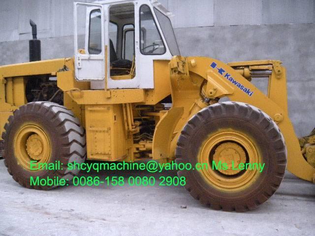 kawasaki loader 85Z