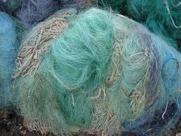 PA Nylon Fishnet Scrap