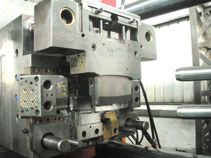 China eletronic enclosure and accessories injection mold