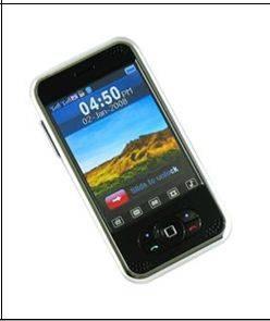 PDA mobile  phone P168C