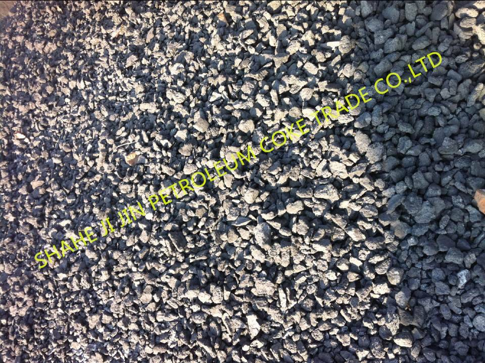 lower sulpur carbon anode scrap