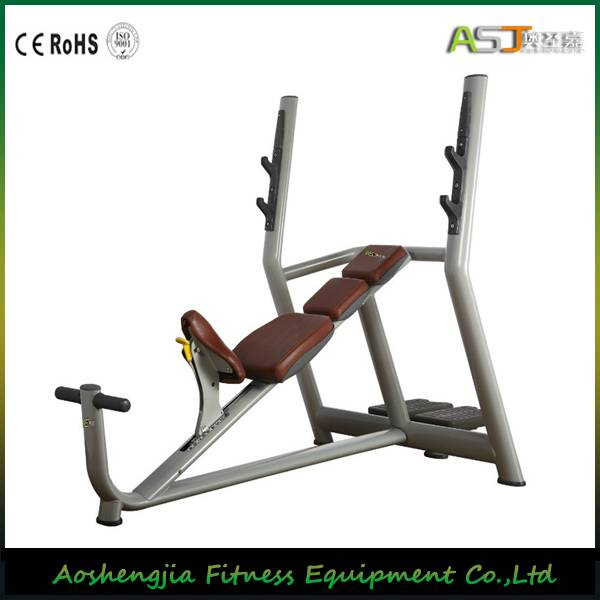 Incline Bench Fitness Gym Equipment