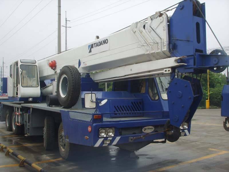 50ton Tadano truck crane