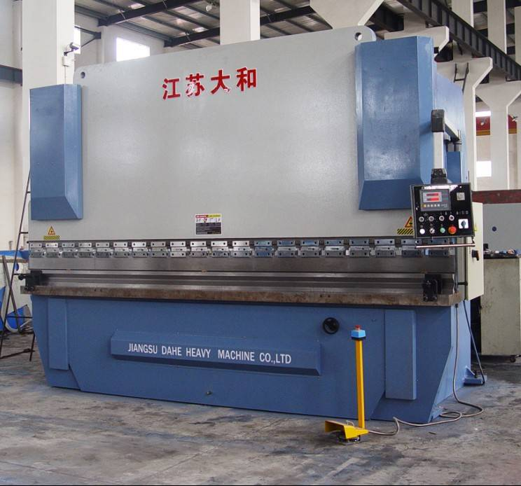 hydraulic press brake WC67Y-300T/4000