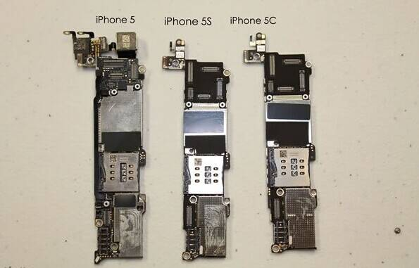 A + USED TESTED IPHONE 5 MAIN BOARDS