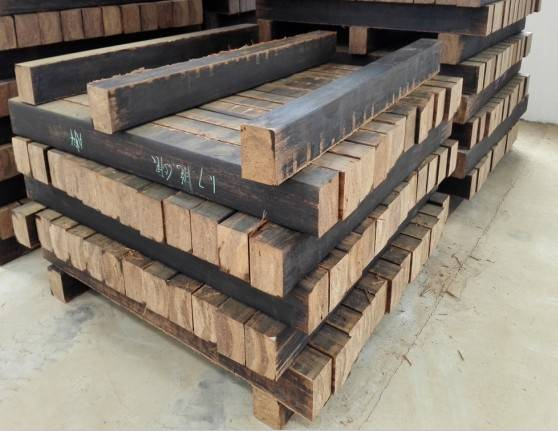 factory direct sale strand woven bamboo lumber