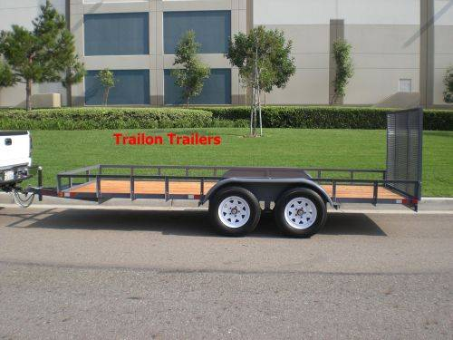 sell heavy duty trailer 6X14 6X16 skype:adife2005