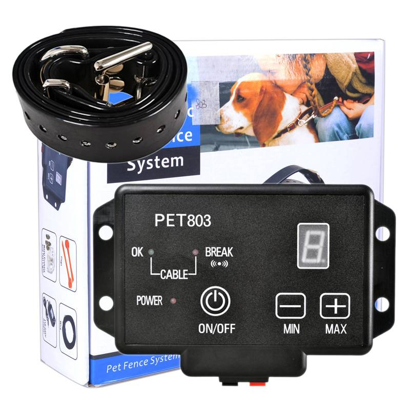 Invisible Mapping Pet Dog Electronic Radio Fence System