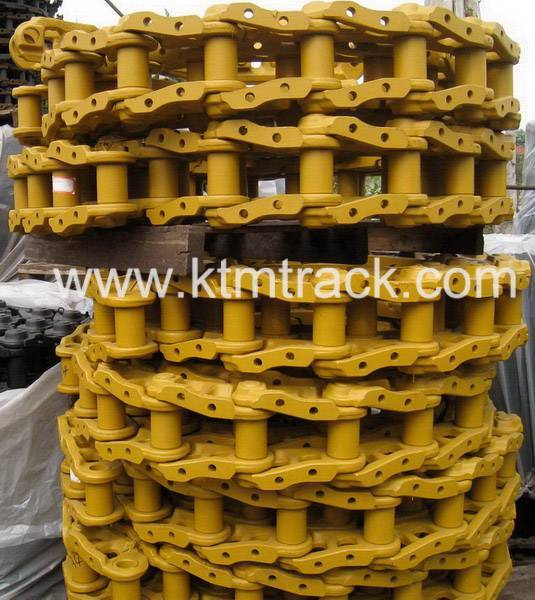 undercarriage track link assy(D85E-21)