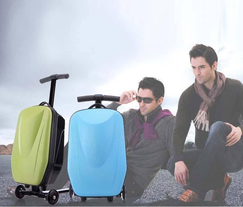 Bw1-068 Famale/Male Hight Quality Trolly Bag, Luggage Box, Travel Bag