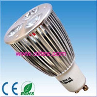 6W High Power LED Spotlight