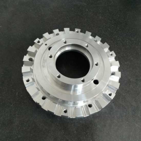Aluminum Metal Parts Processing By Cnc