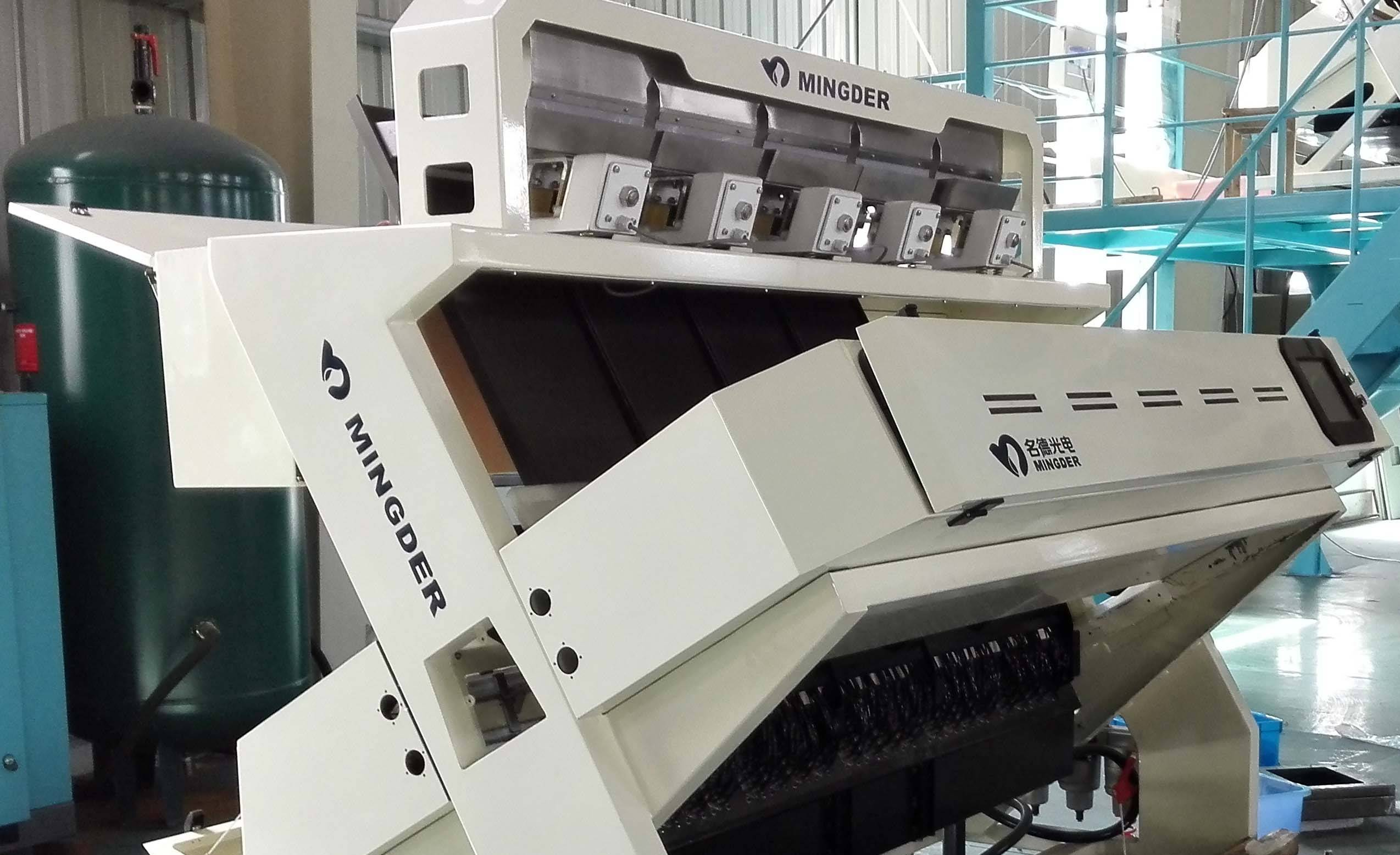 Rice Color Sorter for Rice Mill