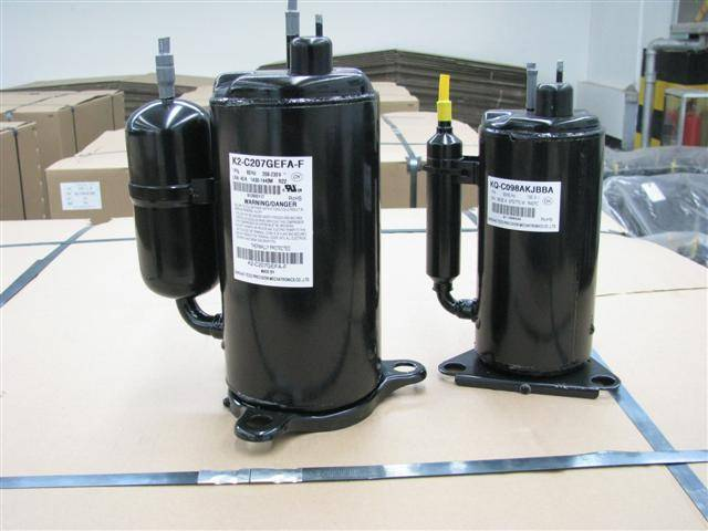 TECO Rotary Compressor
