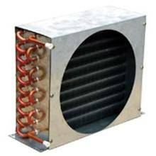 2015 different series copper evaporator coil