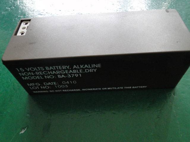 Non-rechargeable Alkaline Military Battery BA-3791/U