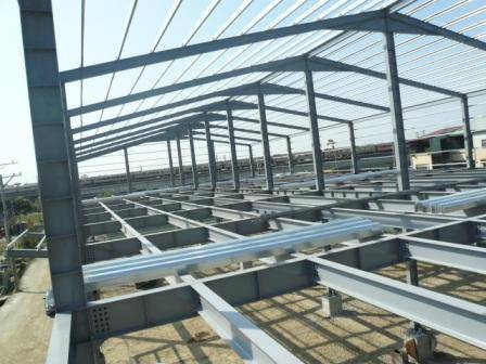 steel structure, structural steel, fabricated steel, steel fabrication